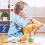 Symbolic play: using imagination