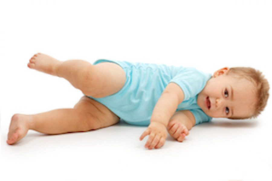 Rolling Over: An Important Milestone for Movement, Sensory-Motor Integration & Language