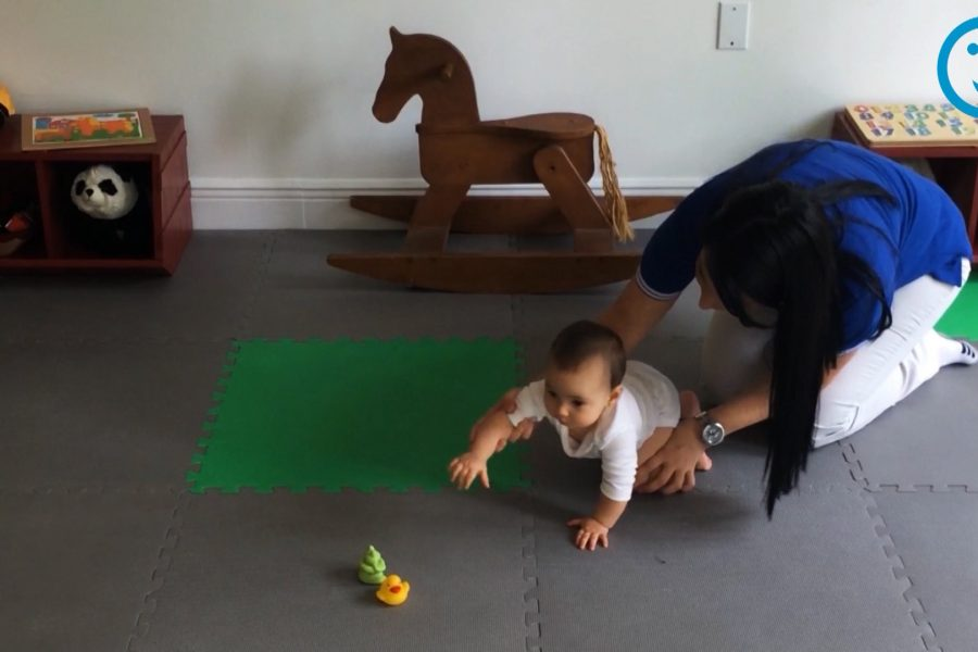5 Reasons Crawling is as Exciting as a Baby's First Steps