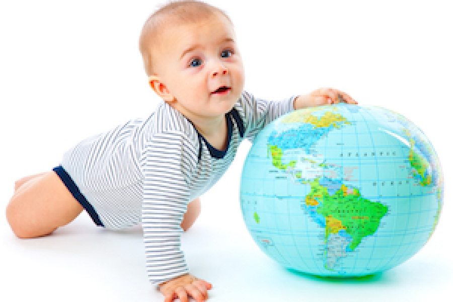 Bilingual Baby: Why You Want to Start Now