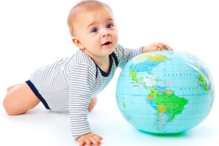 Bebé bilingüe: por qué quieres comenzar ahora