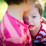 Teaching empathy to a young child