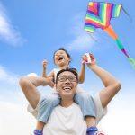 happier parent happier child