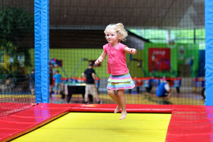 Jumping: A Significant Gross Motor Skill