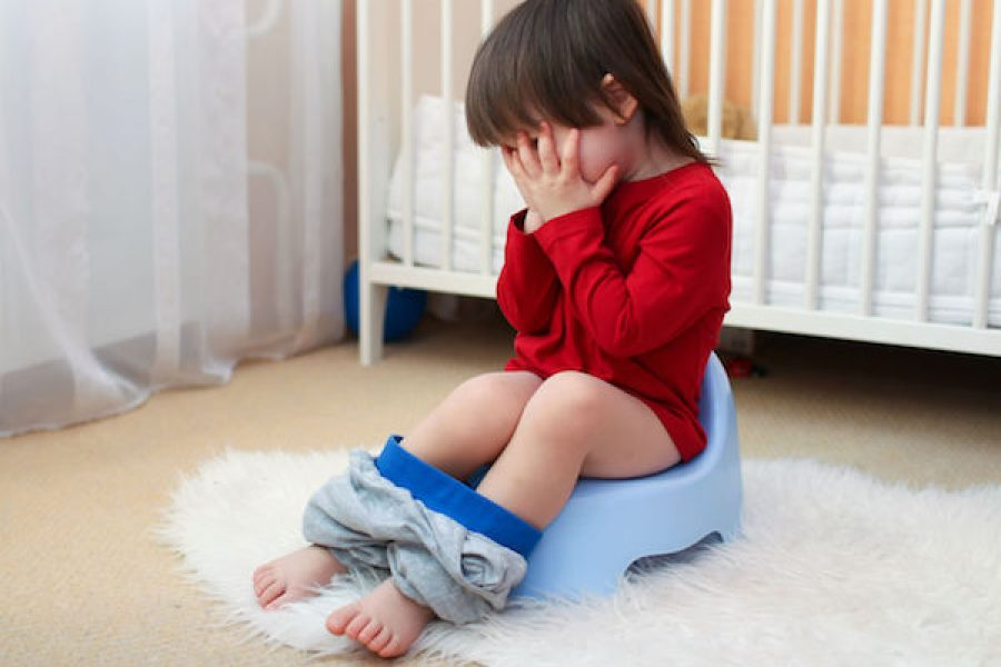 Potty-Training Roadblocks & How to Overcome Them