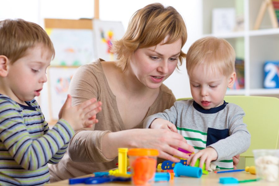 Structured and Unstructured Play—What's the Difference & Why Does it Matter?