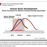 Benefits of early stimulation