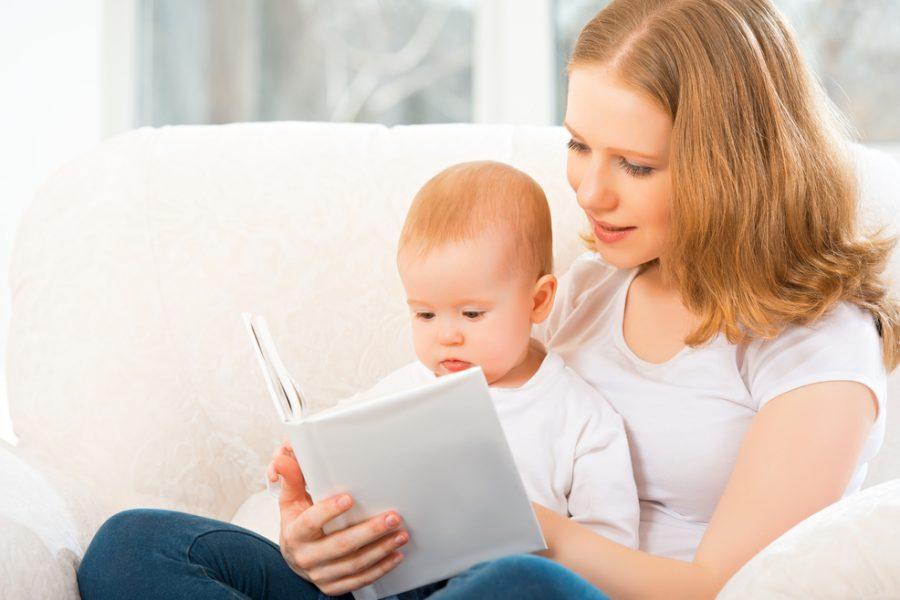 Beneficios de leerle a tu pequeño