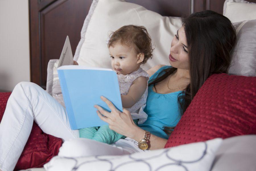 Consejos para leerle a tu pequeño