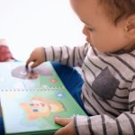 Reading milestones for babies