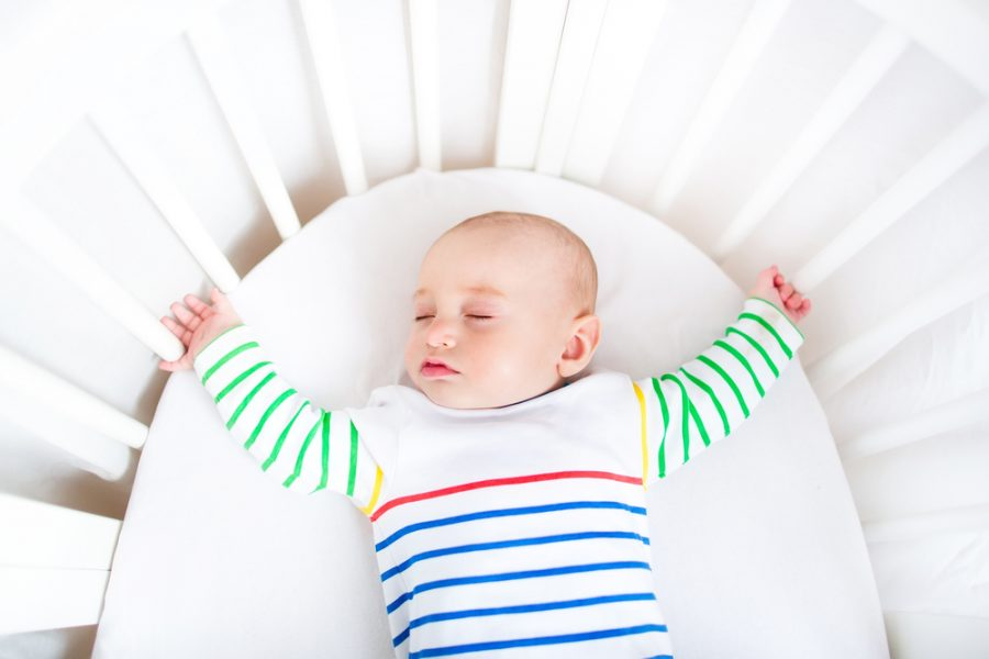 The Role of Sleep in Baby & Toddler Development