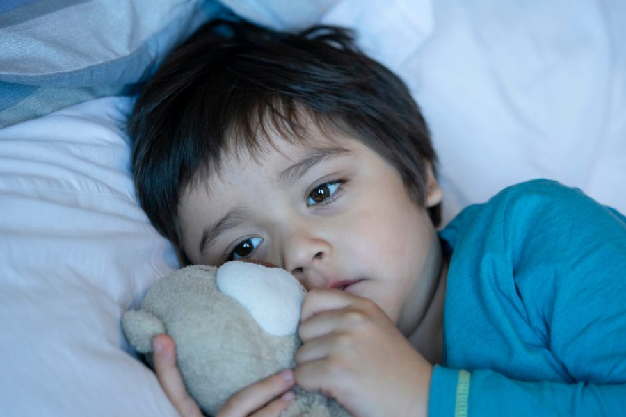 Toddler Nighttime Fears