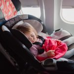 Preparing for air travel with babies and toddlers