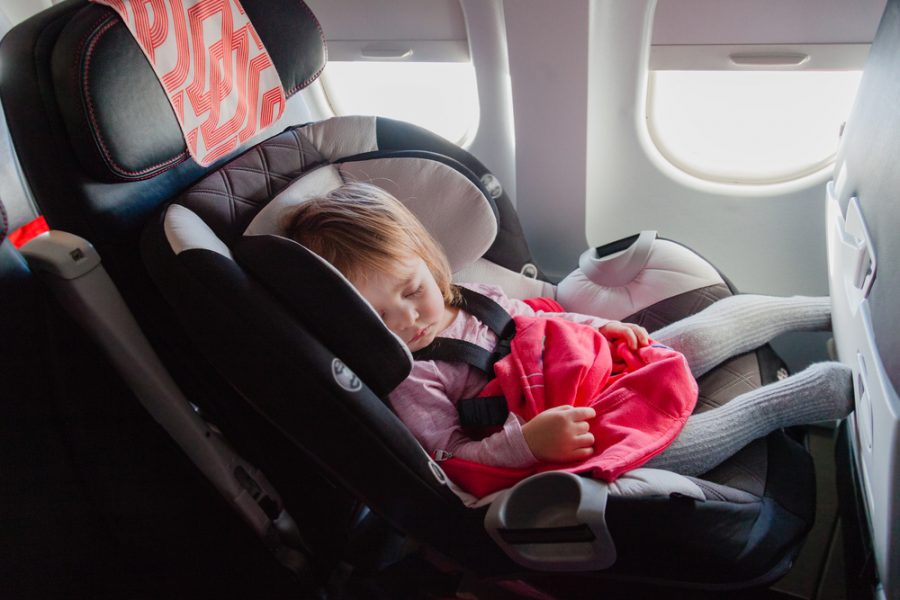 Preparing for Air Travel with Babies & Toddlers