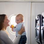 Tips for air travel with babies and toddlers