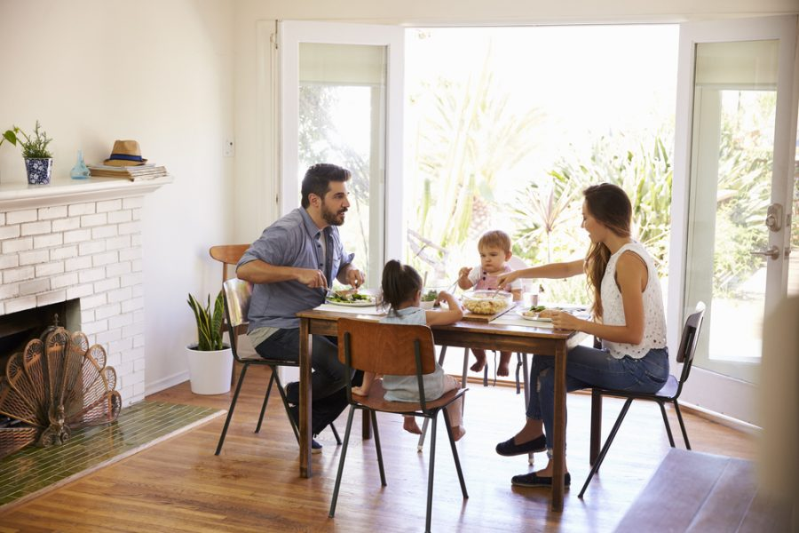 Family Meals: The Many Benefits for Children