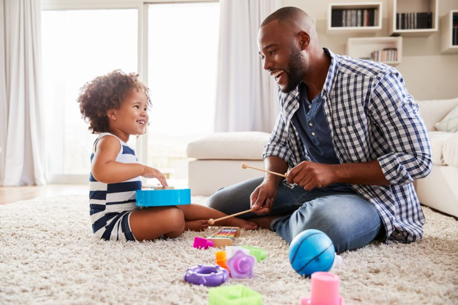 Joint Attention: Why Tuning in to Your Child is So Important