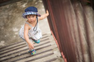 Climbing: Why this Impressive Milestone is Good for Your Child