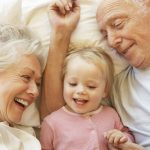 Why grandparents are good for children