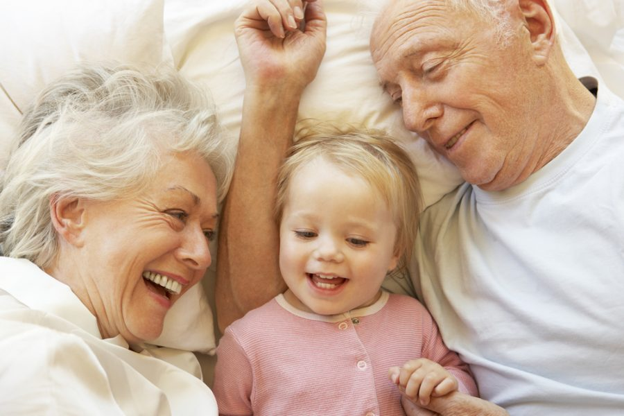 Four Reasons Grandparents are Good for your Child