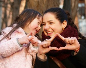 Down syndrome language development