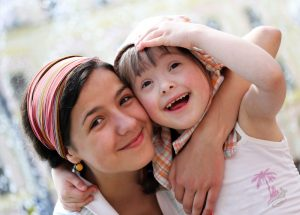 Down syndrome and social emotional development