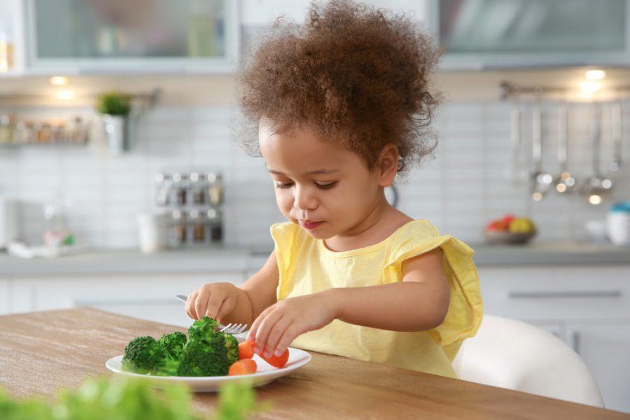 Consejos para la nutrición de niños entre 24-36 meses