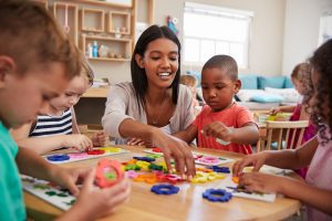 Tips for childcare success