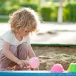 Developmental benefits of sand play