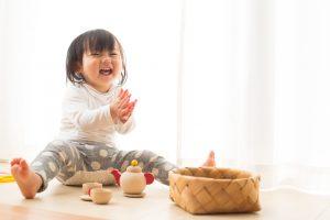 Teaching toddlers gratitude