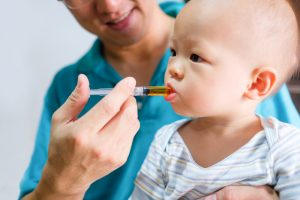 Antibiotics for babies and toddlers