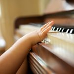 Benefits of toddlers playing with musical instruments