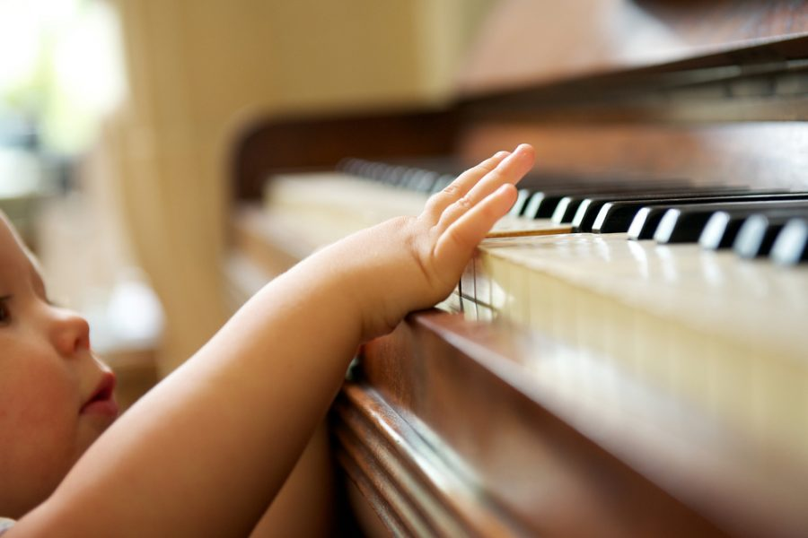How Playing with Musical Instruments Benefits Toddlers