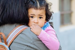 Helping toddlers cope with fear