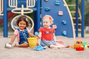 Toddler stages of social play