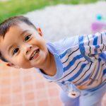 Toddler self-concept development