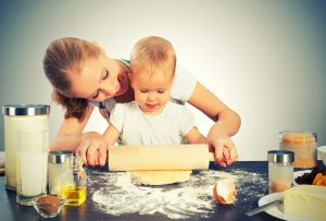Teaching toddlers cooperation