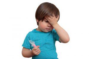 Common toddler illnesses