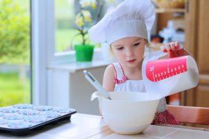 How kitchen tools support development