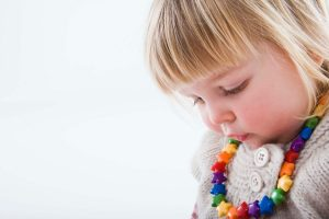 Lacing and threading for toddlers