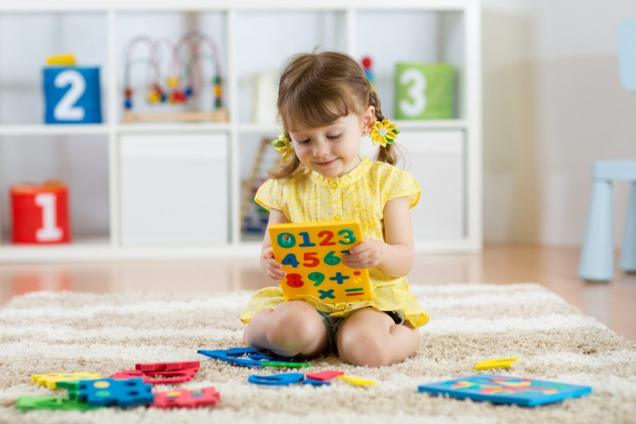 The Evolution of Counting: Counting Milestones through Age 3