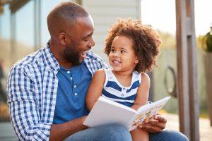 Active listening skills in toddlerhood