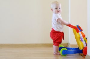 Benefits of push and pull toys