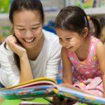 Toddler reading milestones