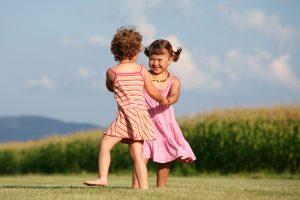Toddler friendship