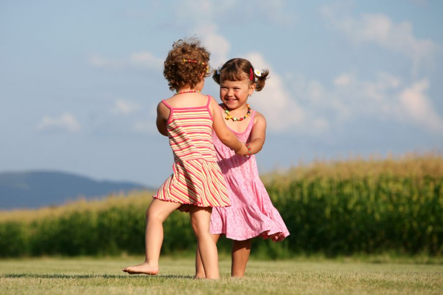 First Friends: How to Nurture Toddler Friendships