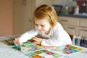 Memory activities for toddlers