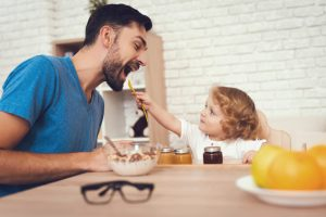 Involved fathers boost cognitive development
