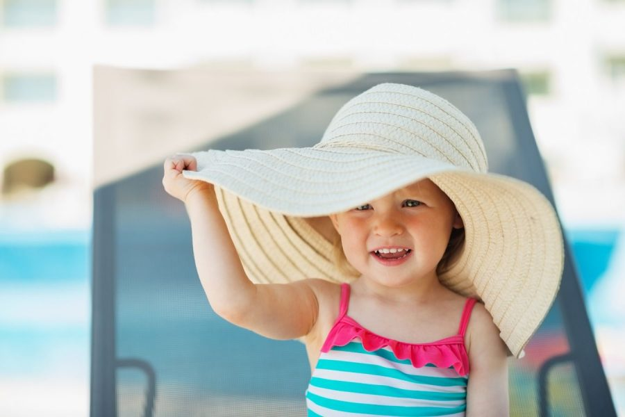 The Downsides of Sun Exposure for Babies and Toddlers