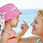 Baby toddler sunscreen guide